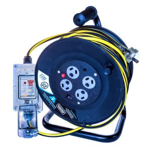 RVDSAFE Power Lead on Reel
